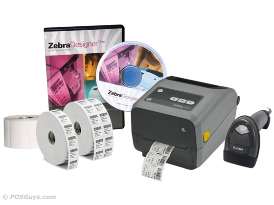 Preferred Barcode Printing Kit Product Image