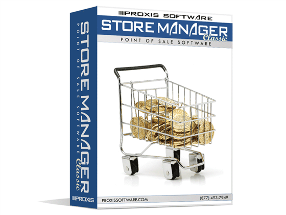Store Manager Classic Product Image