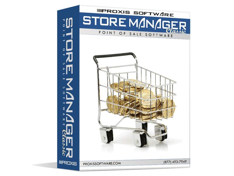 Proxis Store Manager Classic Pos Software Posguys Com