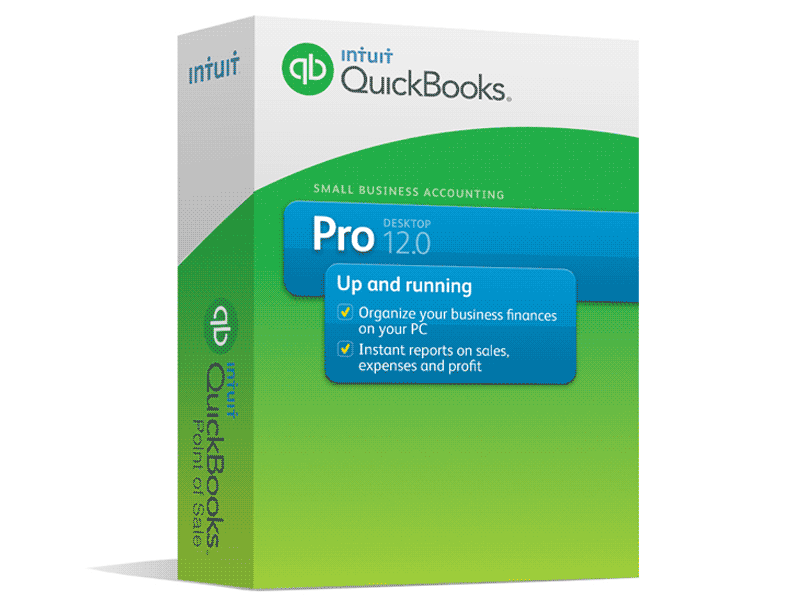 Intuit QuickBooks Point Of Sale v12 QB-MULTI-426201 from POSGuys com