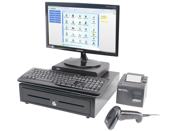 QuickBooks POS Pro Retail System Product Image
