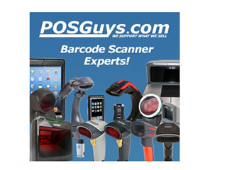 POSGuys.com Barcode Scanner Tech Support product image