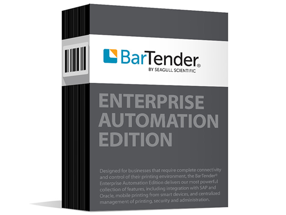 BarTender Enterprise Automation Product Image