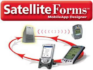 Satellite Forms MobileApp Designer product image