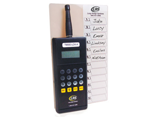 Long Range Systems T9550LCK Staff Pager product image