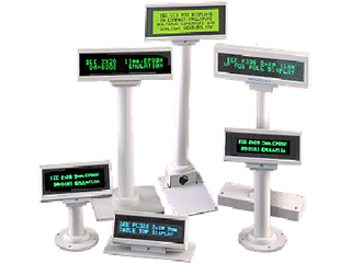 IEE Pole Display product image