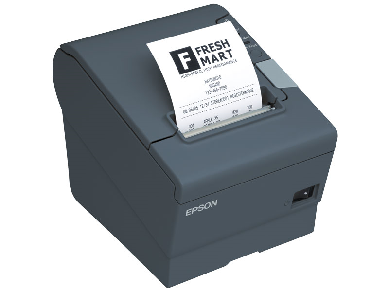 DRIVER UPDATE: EPSON TM-T88IIP RECEIPT PRINTER