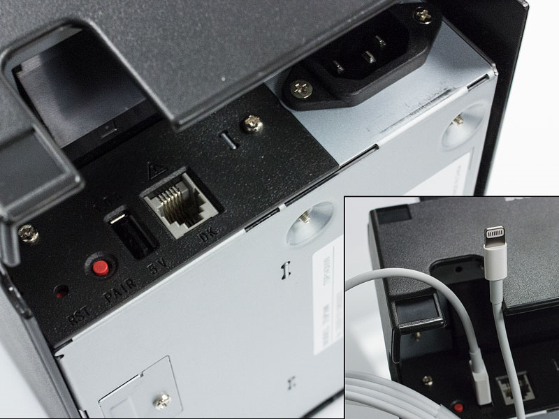 star micronics tsp100iii receipt printer