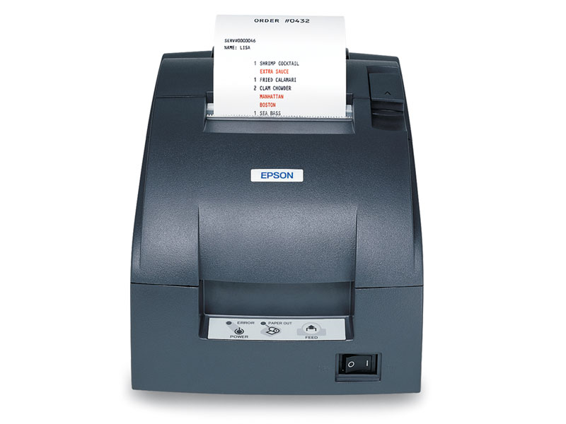 TM U220 PRINTER DRIVERS FOR MAC
