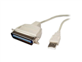 Alternate image for USB to Parallel Printer Cable