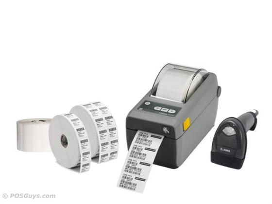 Value Barcode Printing Kit Product Image