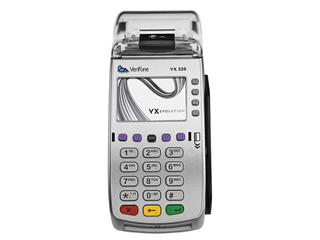 Verifone Mercury Vx520 product image