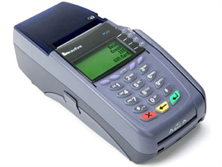Verifone Vx610 through PPI product image