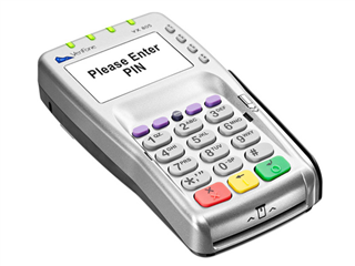 Verifone VX 805 product image