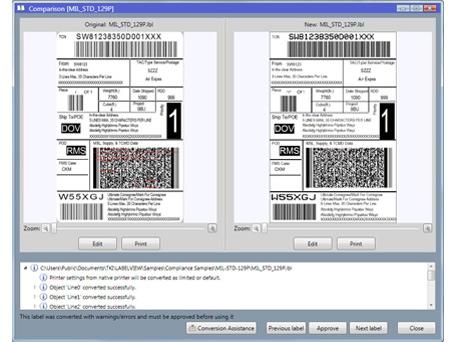teklynx labelview xlt