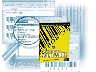 Wasp Barcode Fontware product image