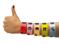 Alternate image for Colored Printable Wristbands