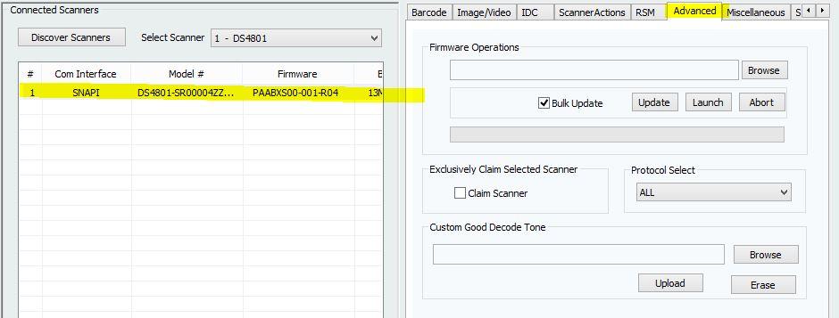 Custom Scanner Beep for the DS4800 Blog Post | POSGuys com