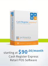 Cash Register Express Retail Software